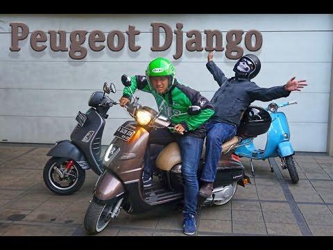Peugeot Django Review Indonesia
