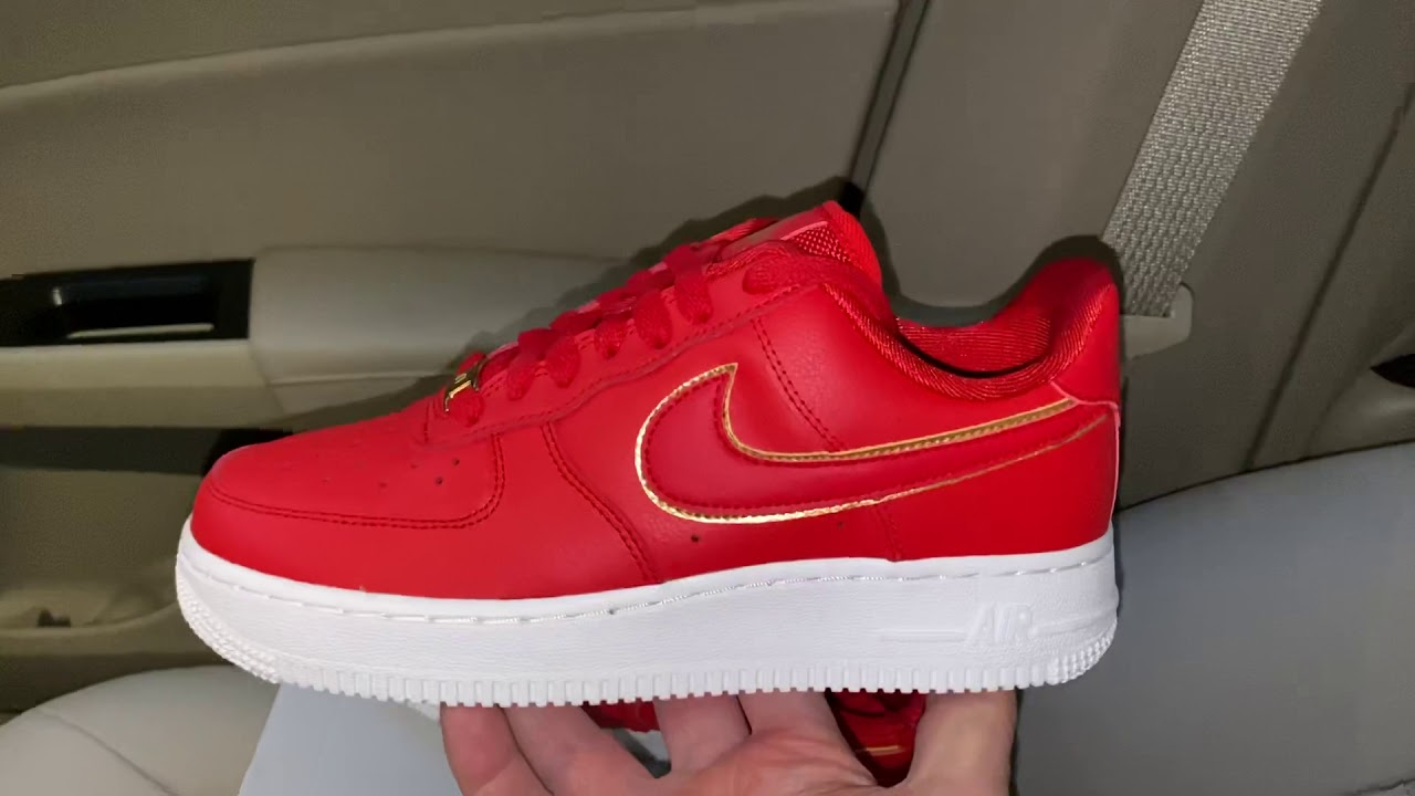 Nike Air Force 1 '07 Essential Gold