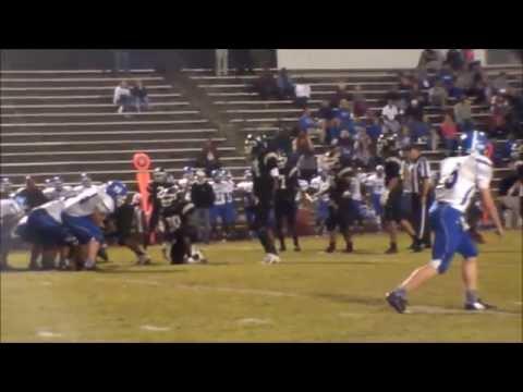 2014 10 17 Camden High Varsity Football vs Dreher