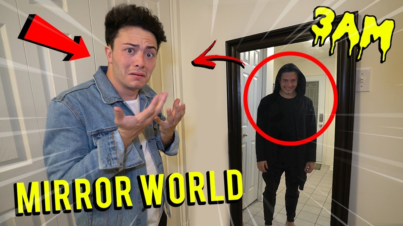 Download (EVIL TWIN) DO NOT ENTER THE MIRROR WORLD AT 3 AM!! *SHADOW REALM*
