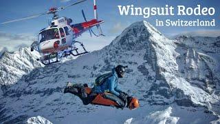 Wingsuit Rodeo – Switzerland