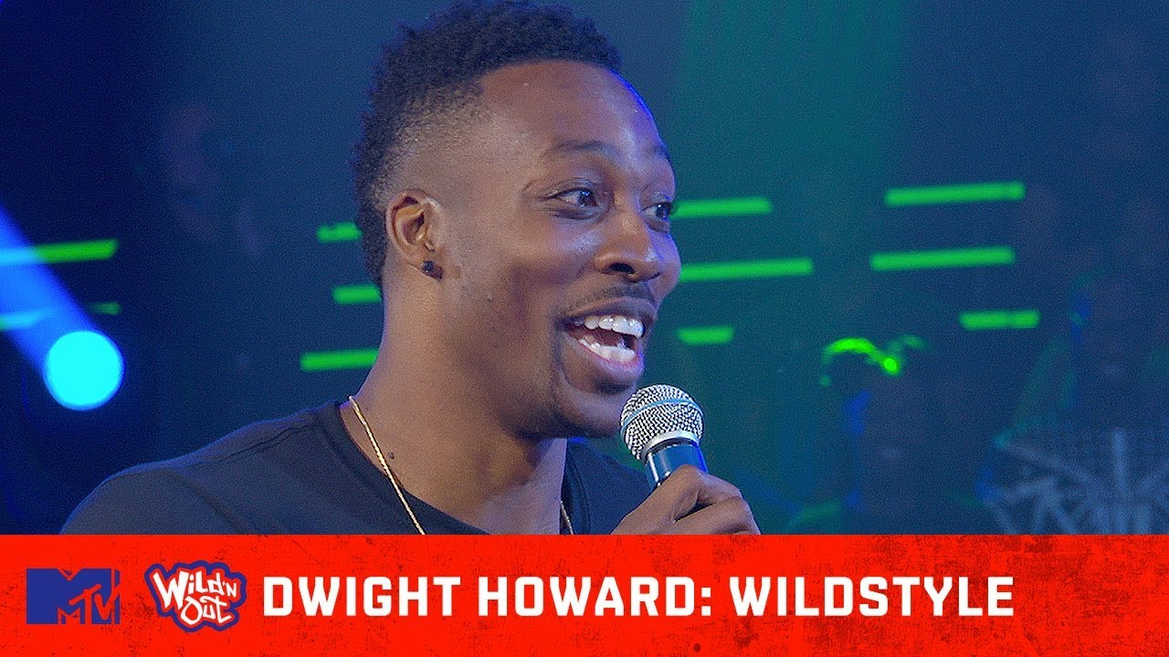 Dwight Howard Chooses A Wild 'N Out Belt Over A Ring 😂 | WNO | #Wildstylev