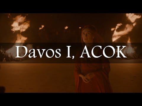 Game Of Thrones Abridged #84: Davos I, ACOK