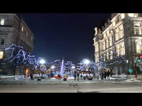 Navidad de los canadienses