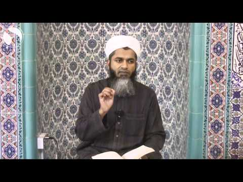 Analysing the Lives of the Prophets 15: Hud Part 3 by Shaykh Hasan Ali