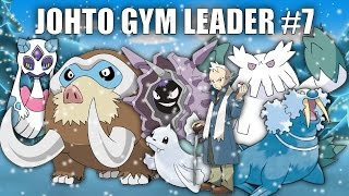 Johto Gym Leader #7 (Pryce) - Pokemon Battle Revolution (1080p 60fps)