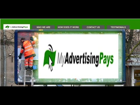 My Advertising Pays   See How It Works   YouTube – Myadvertisingpays
