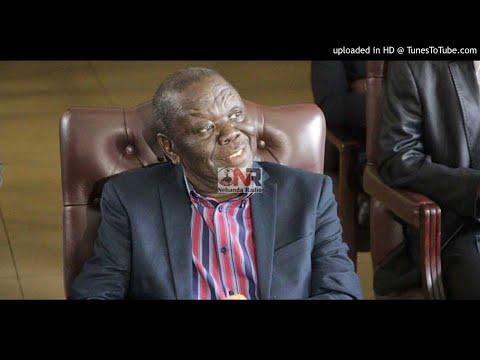 Leaked Audio - Tsvangirai relatives refuse with his passport