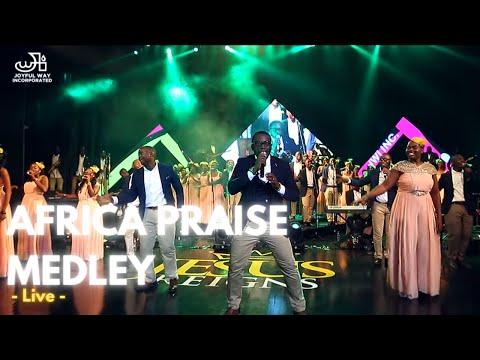 Africa Praise Medley 2018 - Joyful Way Inc. At Explosion Of Joy 2018