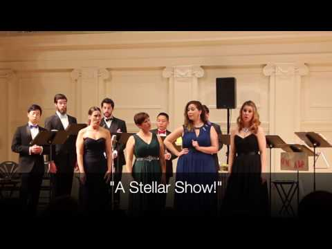 Chicago a cappella performs: A Night at the Opera -- Final Performances April 22 and 23