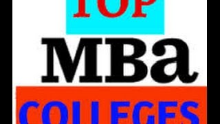 Top 10 MBA - Top 10 Famous MBA Colleges in Tamil Nadu
