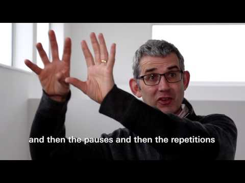 Edmund de Waal  - interview for Artipelag