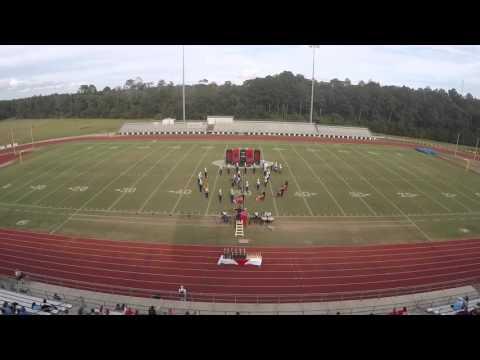 Sweet Water High School Marching Bulldogs 2015