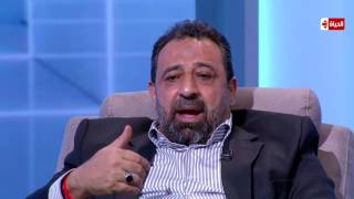بالفيديو.. مجدي عبد الغني يوضح حقيقة غيرة حسام حسن منه