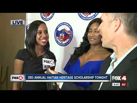3rd annual Haitian Heritage Scholarship Gala 6:45 PM