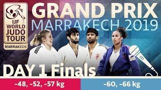 Judo Grand-Prix Marrakech 2019: Day 1 - Final Block