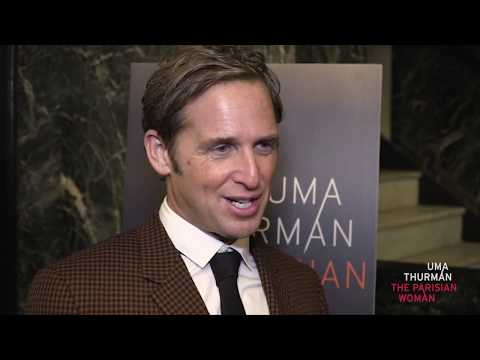 Josh Lucas Opening Night Post-Show | The Parisian Woman on Broadway