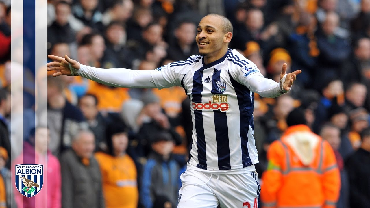 Peter Odemwingie V Wolves 2012 Youtube