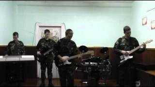 May be next time Группа кадетов играет инструментал