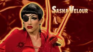 Rupaul's Drag Race - Teets & Asky | Shea Couleé Sasha Velour thumbnail