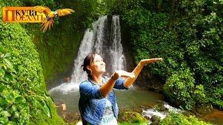 Потухший вулкан Чато. ЗАЧЕМ ИДТИ в джунгли под дождем и сквозь туман? Коста Рика #9