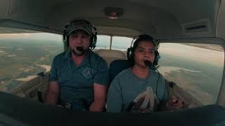 Foram's Discovery Flight | Valkyrie Aviation | Cessna 150 | Texas
