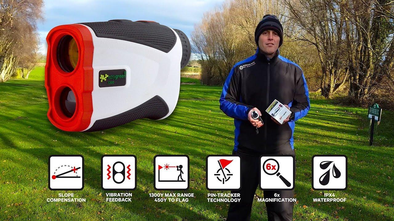 Golf Entfernungsmesser Xxl : Easygreen golf rangefinder review by john greenwood youtube