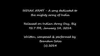 INDIAN ARMY THEME SONG