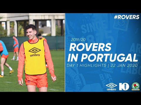 Rovers in Portugal: Day 1