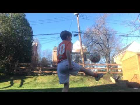 Ben Hubley Juggling