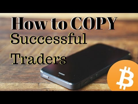 How to copy successful bitcoin traders - 1broker tutorial