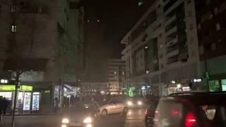Qytetarët dalin në rrugë pas tërmetit