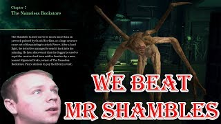 RETURN OF THE SHAMBLER! | Call of Cthulhu | Chapters 7-8 Complete