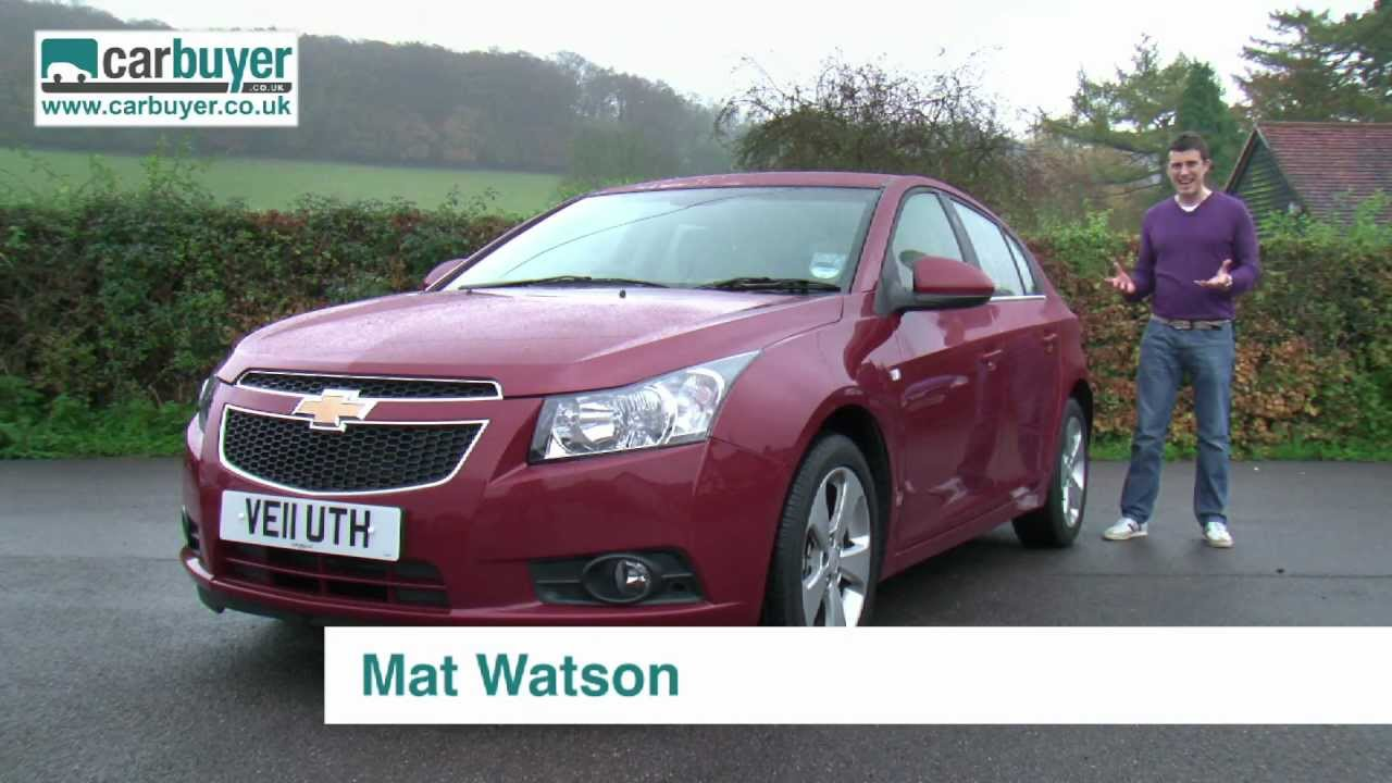chevrolet cruze hatchback review - carbuyer