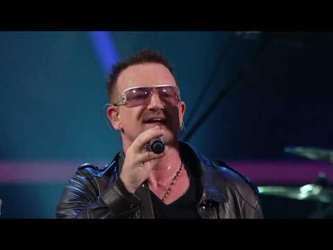 U2 & The Black Eyed Peas - Where Is The Love? (LIVE) (HD) (Official Video)