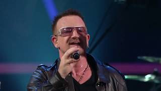 Download U2 & The Black Eyed Peas - Where Is The Love? (LIVE) (HD) (Official Video)