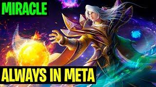 Invoker Is Always In Meta - Miracle - Dota 2