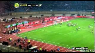 Ghana vs Nigeria & Algeria vs Egypt (SF) | Orange Africa Cup of Nations, ANGOLA 2010