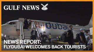 Dubai tourists return: flydubai welcomes back passengers