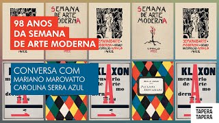 98 anos da Semana de Arte Moderna