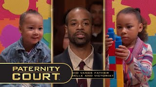 MESSY! Woman Has Affair, Man Has Kids With Two Women In Same Family (Full Episode)   Paternity Court
