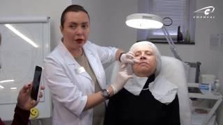 Контурная пластика обучение. Как поднимать уголки губ.