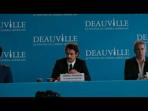 [Deauville 2016] In Dubious Battle press conference with James Franco