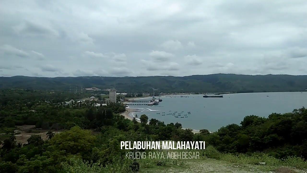 Pelabuhan Malahayati, Lamreh,  Krueng Raya, Aceh Rayeuk