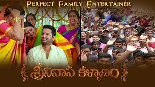 Srinivasa Kalyanam Perfect Family Entertainer | Trailer 1 Nithiin, Raashi Khanna