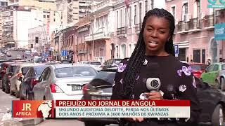 PREJUÍZO NO JORNAL DE ANGOLA