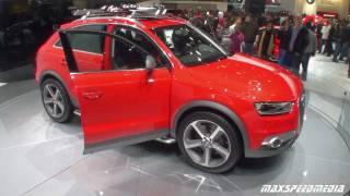 Audi Q3 Vail 2012 Videos