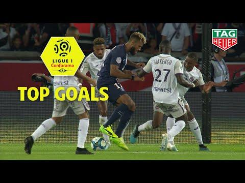 Top 10 Skills & Goals   season 2019-20   Ligue 1 Conforama