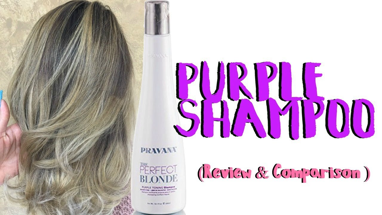 The Best Purple Shampoo For Blondes Fix Bry Hair Good Struggling With Blonde It This Amazing