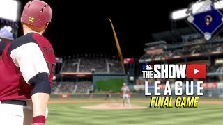 THE FINAL GAME! MLB The Show 18 League - Game 14
